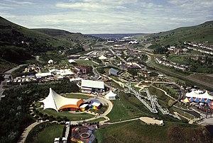 Ebbw Vale Garden Festival - The 1992 National Garden Festival, Ebbw Vale