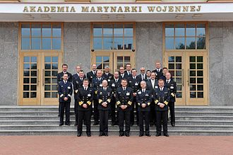Military Erasmus - Pre-Meeting to the Conference of the Superintendents of the Naval Academies