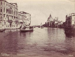 Naya, Carlo (1816-1882) - n. 210 - Venezia - Canal Grande
