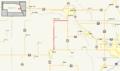 Nebraska Highway 109 map.png