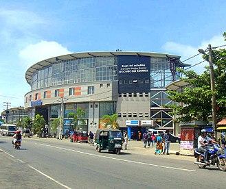 Negombo - Negombo bus terminal