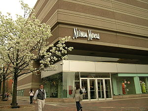 Neiman Marcus - Neiman Marcus in Boston's Copley Place