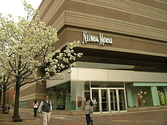 Neiman Marcus in Boston's Copley Place Neiman Marcus Boston.jpg