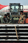 Nepalese Army, USAF work with Bangladesh, Indian Air Forces to process relief supplies 150507-F-XN788-090.jpg