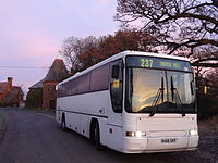 New Enterprise Coaches coach (R456 SKX), 5 December 2013.jpg