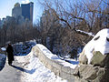 New York. Central Park. Bridge. Snowy (2797061579).jpg