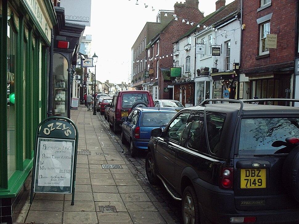 Newport, Shropshire Street