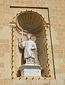 Niche of Saint Lawrence in Vittoriosa (Birgu).jpg
