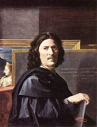 Автопортрет (Пуссен, 1650) — Вікіпедія