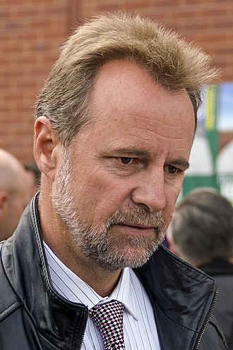 Nigel Scullion - Image: Nigel Scullion Portrait 2010