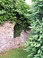 Nikolaikirche Caldern Mauer Klostergelaende 10062012.JPG