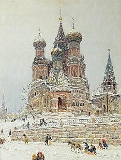 Храм Василя Блаженного