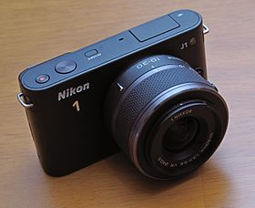 Image illustrative de l'article Nikon 1 J
