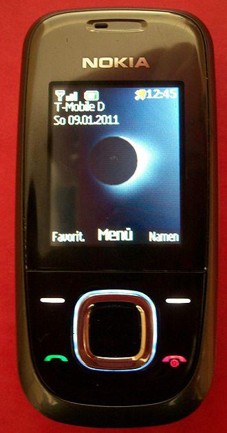 Nokia 2680 slide - Image: Nokia 2680 slide