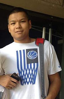 Norbert Torres basketball player