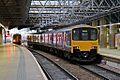Northern Rail Class 150, 150150, platform 4, Manchester Victoria railway station (geograph 4512918).jpg