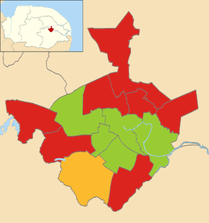 Norwich wards 2014, 2012, 2011 and 2010.png