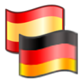 Nuvola german-spanish-flag.png