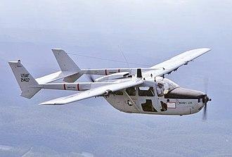 Cessna O-2 Skymaster - O-2A Skymaster