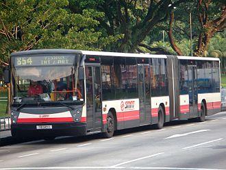 SMRT Buses - Image: O405G Habit SMRT