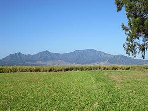 Waianae Range - View of the Waianae Range
