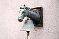 Oberwesel, Borngasse 2. Türglocke.jpg