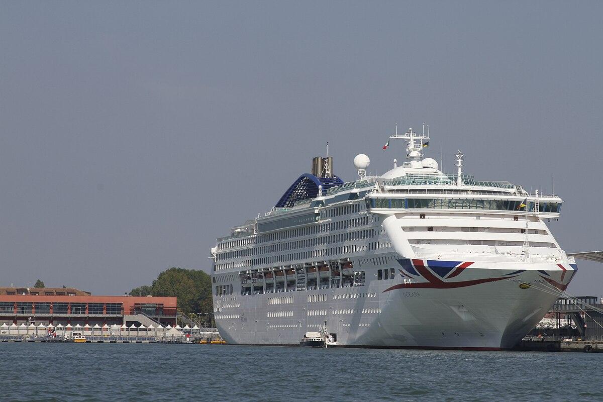 MV Oceana Wikipedia - Oceana cruise lines