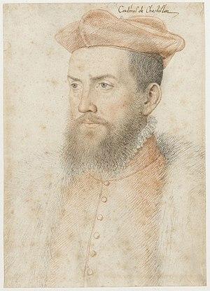 Odet de Coligny - Image: Odet de Coligny