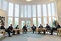Office call at the Mäntyniemi 180608-D-PB383-007 (41776010265).jpg