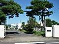 Ogawara Town Kanagase Junior High School 01.jpg