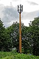 Old Cholmeleians Sports Club mobile phone mast at Mill Hill, London, England.jpg