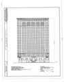 Old Colony Building, 407 South Dearborn Street, Chicago, Cook County, IL HABS ILL,16-CHIG,55- (sheet 3 of 3).png