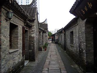 Hu Jintao - Hu's birthplace, Jiangyan, Jiangsu