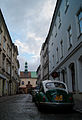 Old car in Krakow (8476700550).jpg
