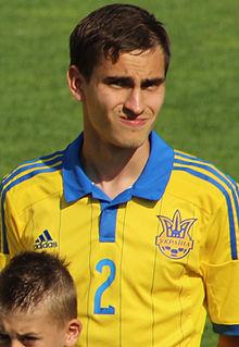 Oleksandr Mihunov Ukrainian footballer