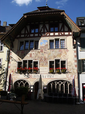 Olten - House in the Old Town
