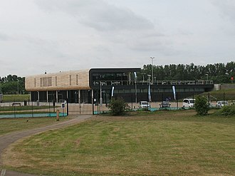 Lee Valley White Water Centre - Pavilion at Lee Valley White Water Centre