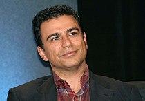 Omid Kordestani Web 2.0 conference 2005.jpg