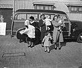 Onderzeedienst Rotterdam, doopplechtigheid kinderen, Bestanddeelnr 903-8635.jpg