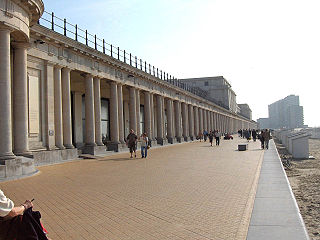 Royal Galleries of Ostend