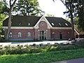 """Oostzijde van koetshuis van Landgoed """"Het Stroots"""" - RM 510586 02.JPG"""