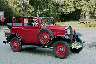 Opel 1.2 Liter Motor vehicle