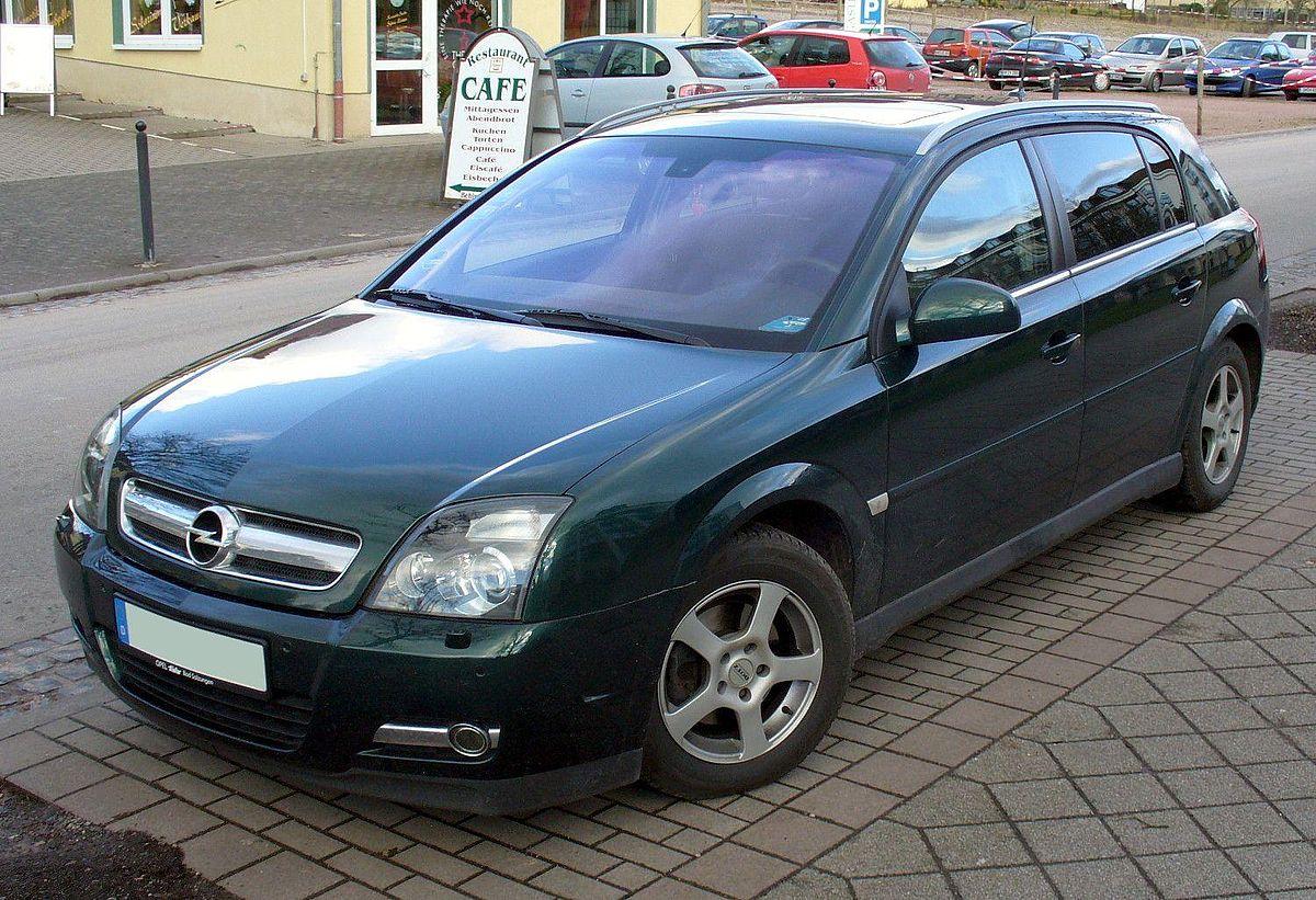 Opel Signum - Wikipedia