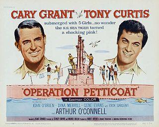 <i>Operation Petticoat</i> 1959 film by Blake Edwards