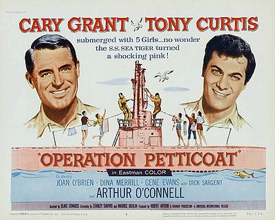 Picture of a movie: Operation Petticoat