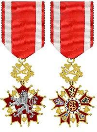 Orde van de Witte Leeuw 1936