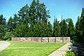 Oregon Korean War Memorial flags.JPG