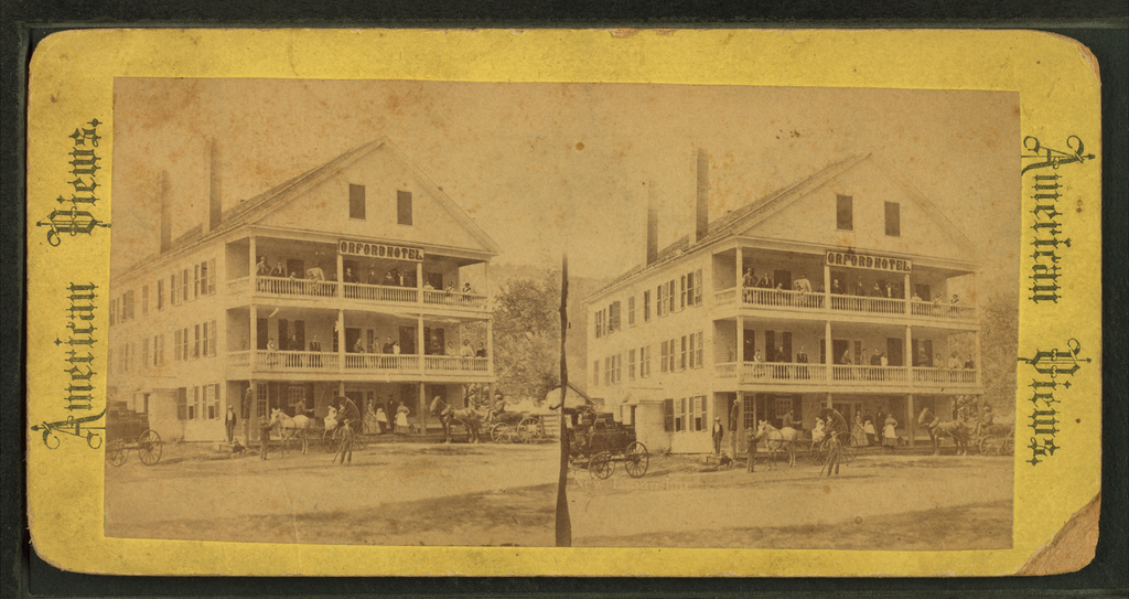 File:Orford Hotel, Grafton Co., N.H, from Robert N. Dennis ...