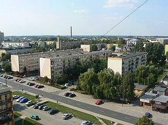 Bełchatów - Osiedle 1 Maja
