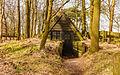 Oude schuilhut met vangkraal voor heideschapen. Locatie, natuurgebied Delleboersterheide – Catspoele 01.jpg